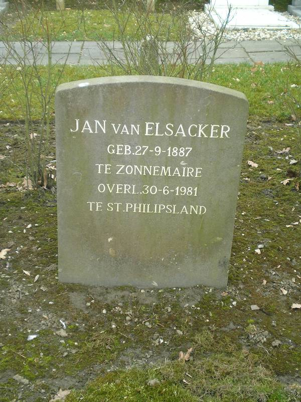 priester jan van elsacker